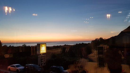 Lovely view over penmaenmawr