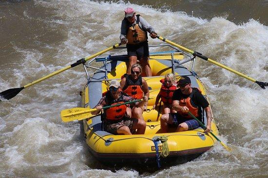 Whitewater Rafting, LLC: Thank you Bob!