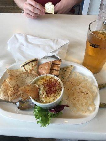 Bistro by the Bay: Very yummy dinner!
