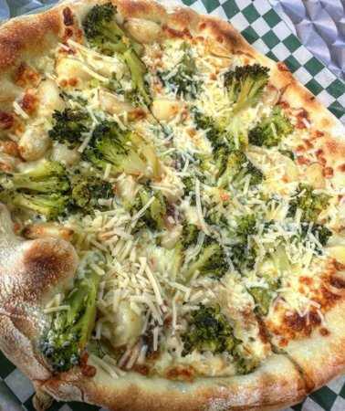 Fiazza Fresh Fired: Broccoli Bianca