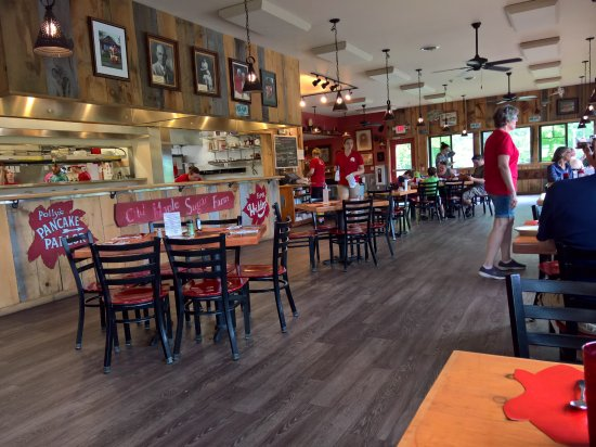 Sugar Hill, Nueva Hampshire: Polly's re-done, charmng!