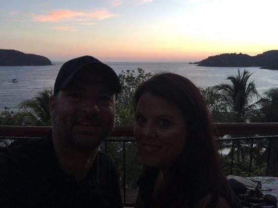 Catalina Beach Resort: Nice Sunset Viewpoint