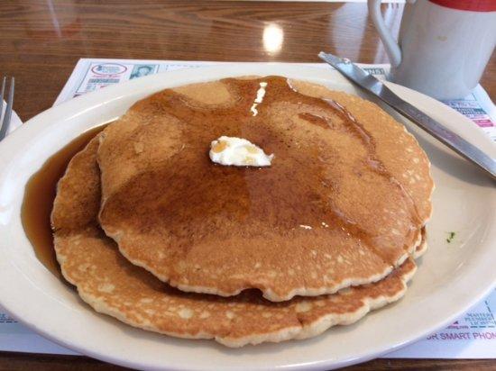 Sussex, NJ: Short order pancakes, oh so good!