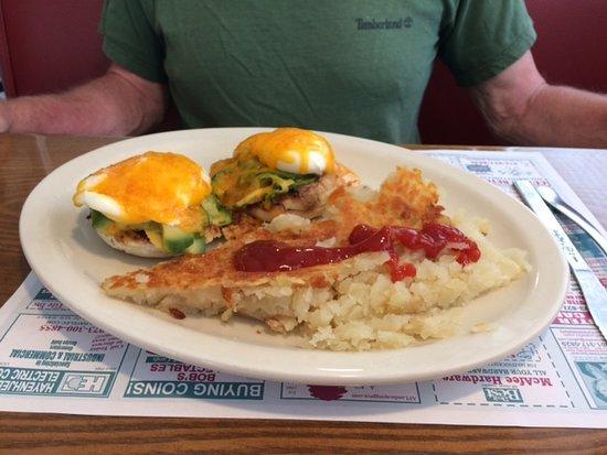 Sussex, NJ: Tex Mex dish