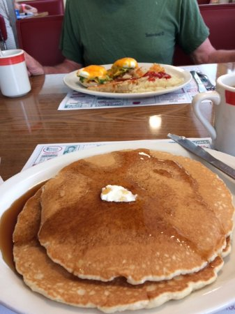 Sussex, NJ: Short order pancakes and Tex Mex