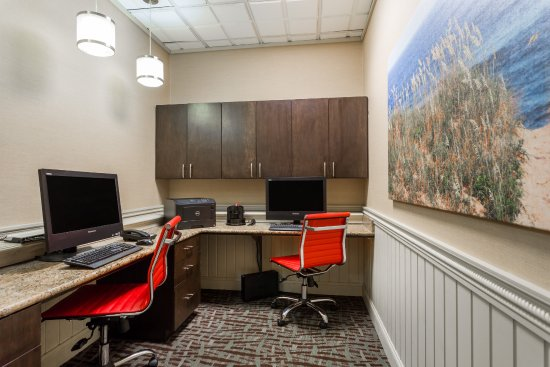 Ramada Plaza by Wyndham Nags Head Oceanfront: Business Center