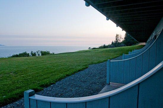 Balcony - Picture of Ocean Shores, Homer - Tripadvisor