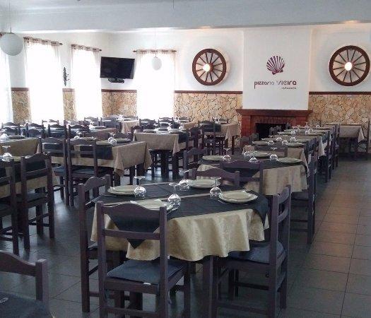 Alcanena, Portugal: Sala de refeições