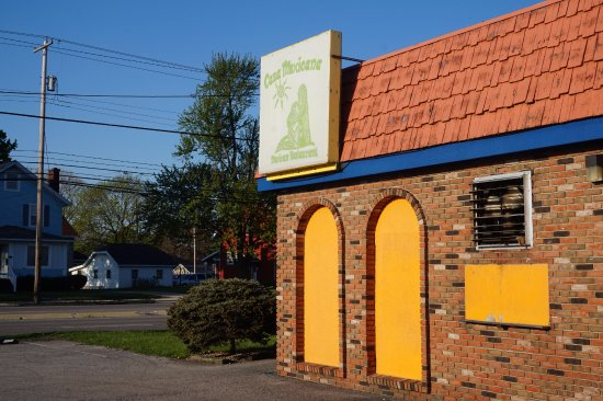 Bellevue, OH: Casa Mexicana - restaurant on the premises