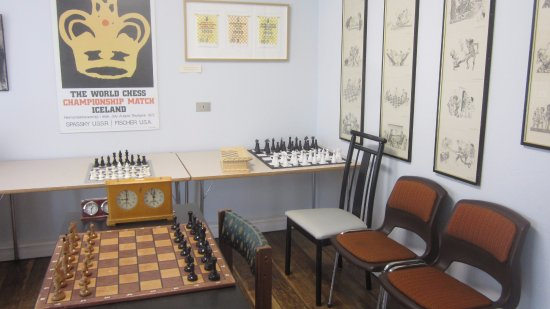 Bobby Fischer Center