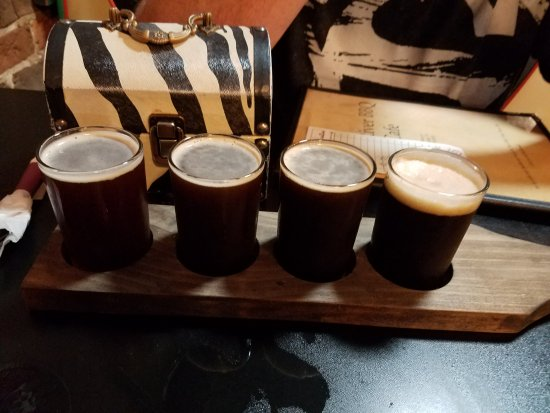 McMinnville, TN: Beer flight