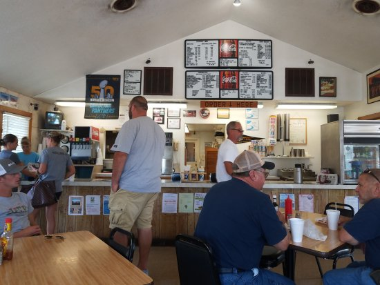 Harmony, NC: Front Counter