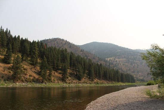 Clark Fork River Trail