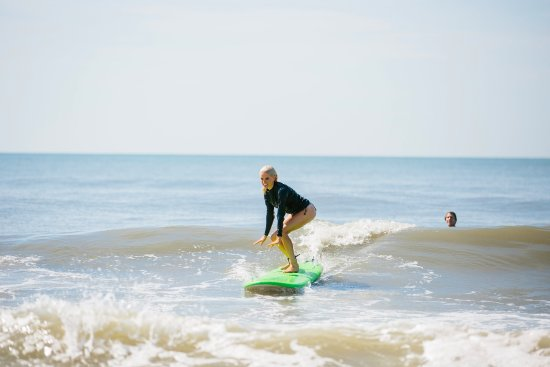 Isla Surf School - Charleston Surf Lessons