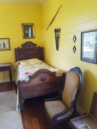 Robert Louis Stevenson Museum: Stepson's room