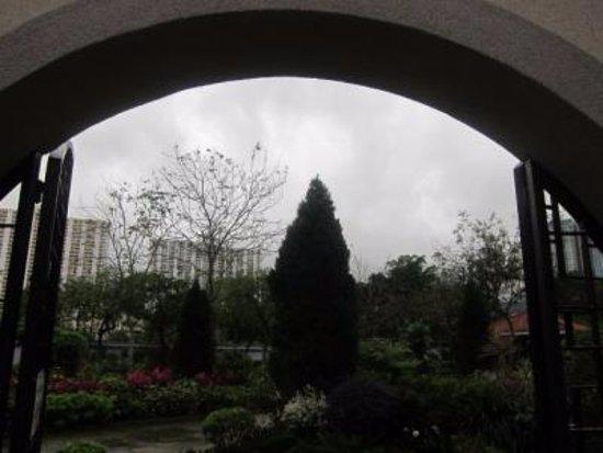 Sha Tin Park: 箱庭も