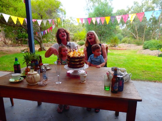 Macclesfield, Austrália: Happy Gatherings