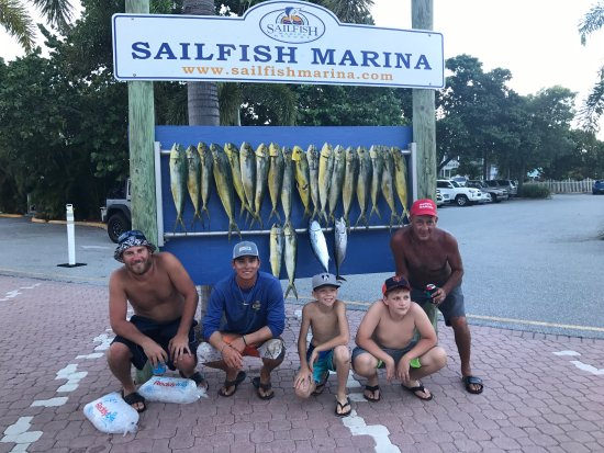 Picture of angler management sportfishing for Deep sea fishing west palm beach