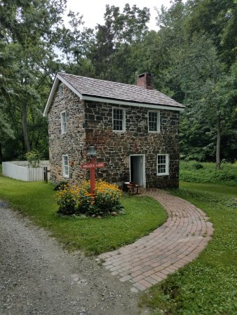 Kingsville, MD: The miller's house