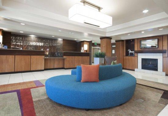 El Centro, Californië: Lobby Front Desk