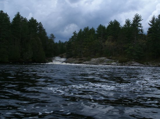 Anderson's Canoe Outfitters: Rebecca Falls
