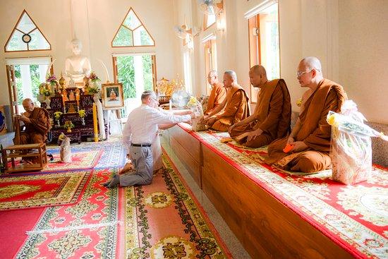 Lipa Noi, Tailandia: Thai Wedding Ceremony