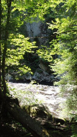 Mont-Tremblant National Park, Kanada: Les Chutes-Croches - an easy and short hike