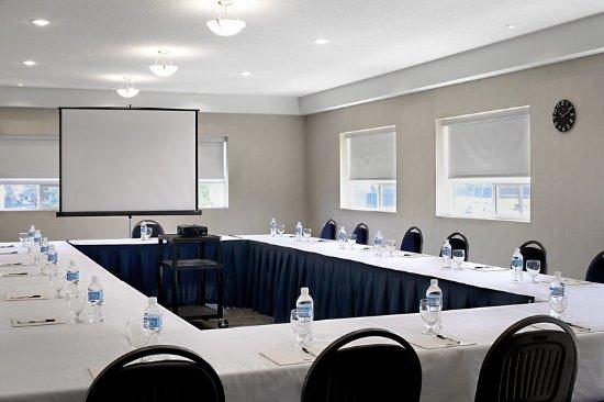 Prince George, Kanada: Meeting Room