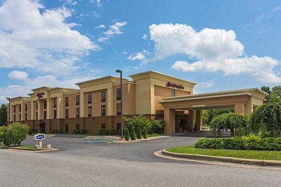 Lewisburg, Virginia Occidental: Hotel Exterior