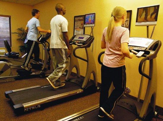 Saginaw, Μίσιγκαν: Fitness Center