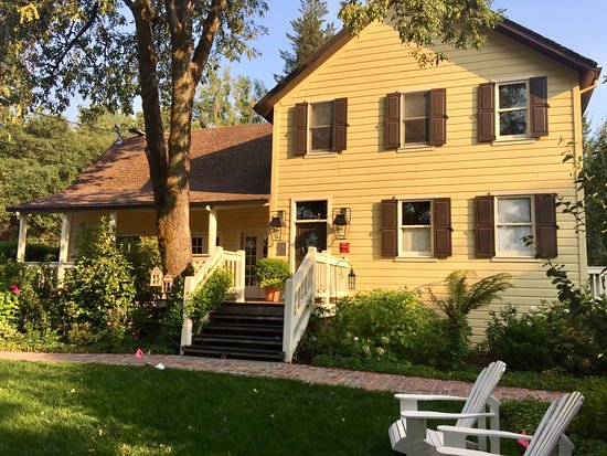 Forestville, Californien: Farmhouse Inn Restaurant