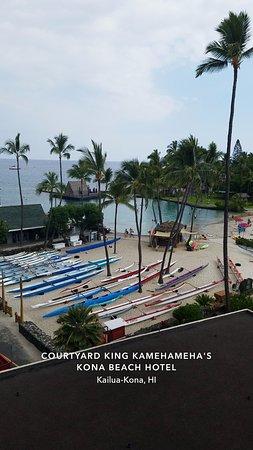 Courtyard by Marriott King Kamehameha's Kona Beach Hotel Foto