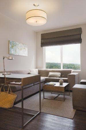 Lexington, MA: Living room