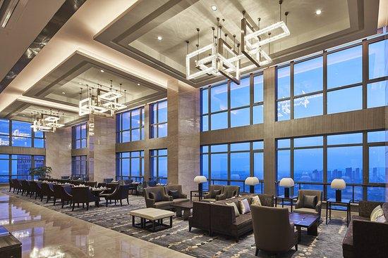 Chuzhou, Cina: Sheraton Club Lounge