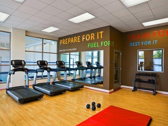 วูดเบอรี, มินนิโซตา: Fitness Center