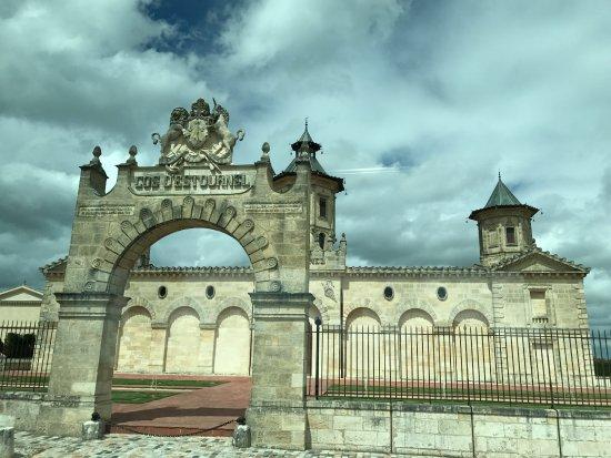 Lignan-De-Bordeaux, Francia: Wine tour