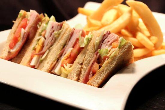 Sheraton Frankfurt Airport Hotel & Conference Center: BLT Sandwich