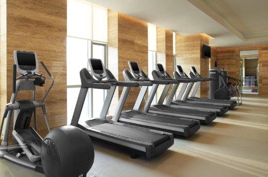 Zhenjiang, China: Fitness Center