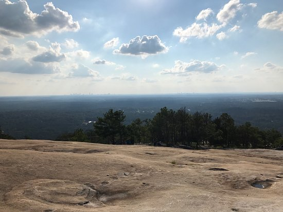 ‪Stone Mountain Welcome Center‬
