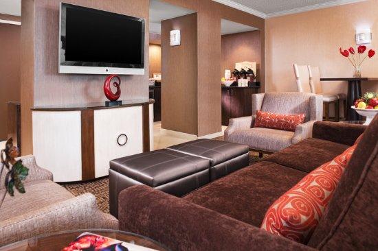 Romulus, MI: Club Lounge