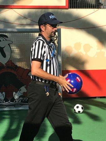 Buena Park, Californien: Game Operator