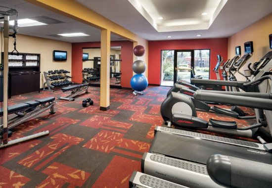 Milpitas, Californië: Fitness Center