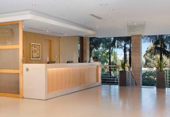 North Ryde, Australia: Reception Desk
