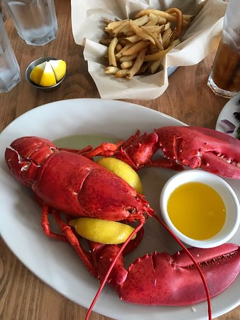 Kittery, ME: most expensive august lobster
