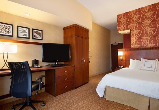 Junction City, Κάνσας: King Guest Room