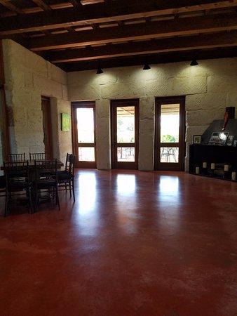 Spicewood, Teksas: Tasting Room/Area