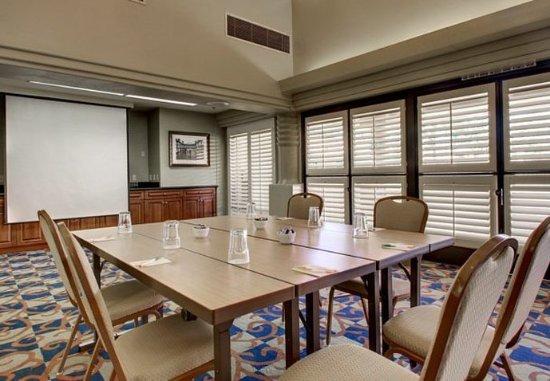 Courtyard San Diego Del Mar/Solana Beach: Solana Room – Conference Setup