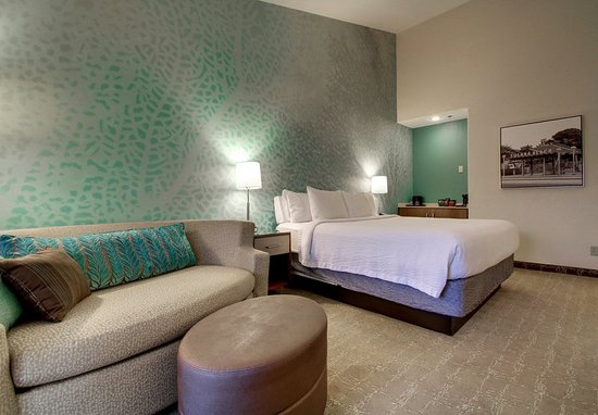 Solana Beach, Californie : King Guest Room