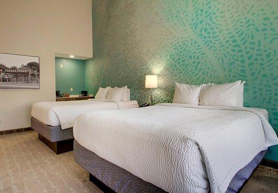 Solana Beach, CA: Queen/Queen Guest Room