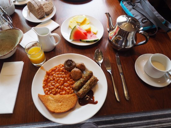 Worsley, UK: Amazing vegan breakfast !